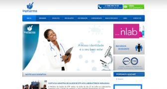 Website Inpharma